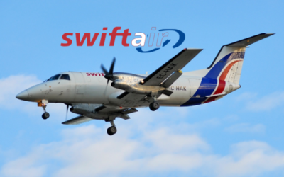 New Customer – SwiftAir EMB120
