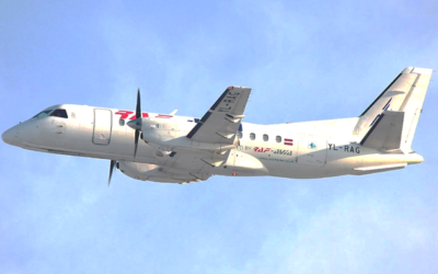New Customer – RAF AVIA – SAAB SF340 A/B