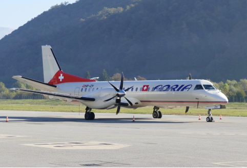 New Customer – ADRIA Airways – SAAB2000