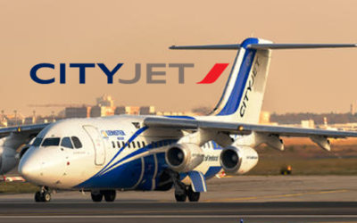 New Customer – CityJet – AVRO RJ85