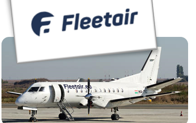 New Customer – FleetAir – SAAB 340