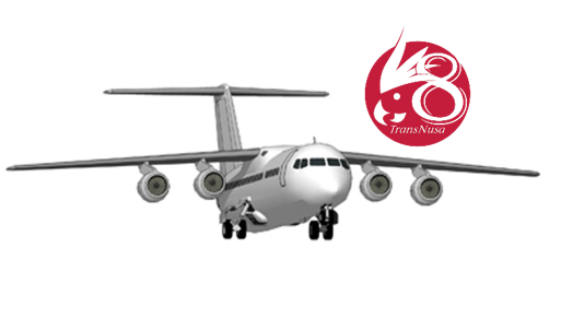 New Customer – TransNusa BAe 146-100