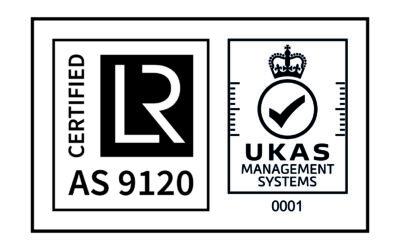 RepMan services now certified under EN/AS9120